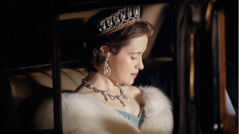 There's a brand-new face set to play Queen Elizabeth in The Crown