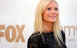Gwyneth Paltrow debuts her engagement ring on the red carpet