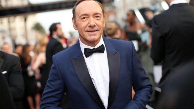 Family Guy may have hinted at Kevin Spacey allegations back in 2005