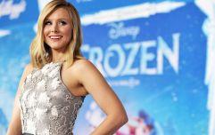 Kristen Bell's daughter made her wear matching Frozen outfits for Halloween