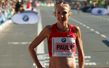 EXCLUSIVE : Paula Radcliffe weighs in on doping in sport