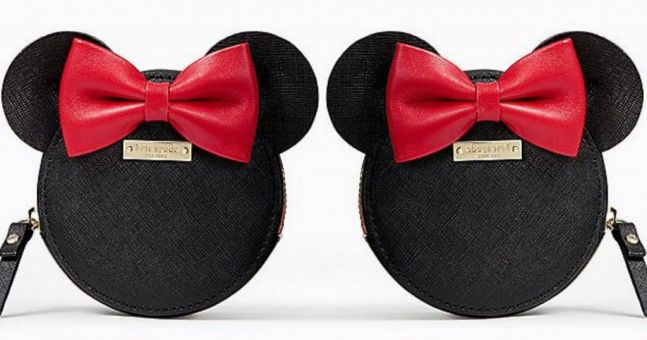 The Kate Spade Minnie Mouse collection will surely empty our bank accounts