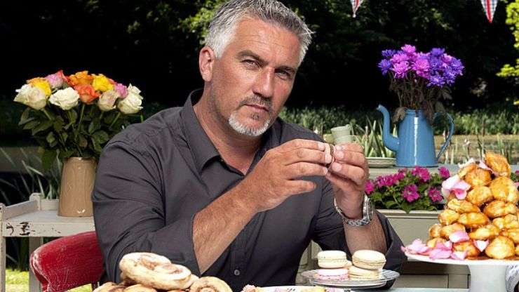 Paul Hollywood clears up rumours about him 'kissing' former GBBO winner