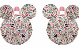 Cath Kidston is the latest to launch a Disney collection and it's SO pretty