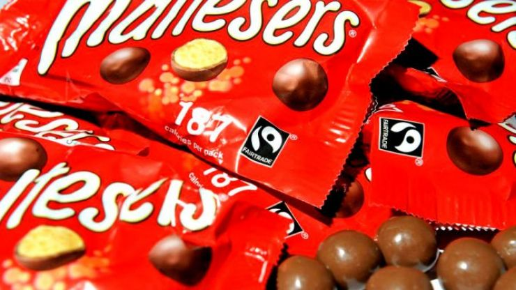 A new Maltesers shop has just opened in Dublin and it looks truly delightful