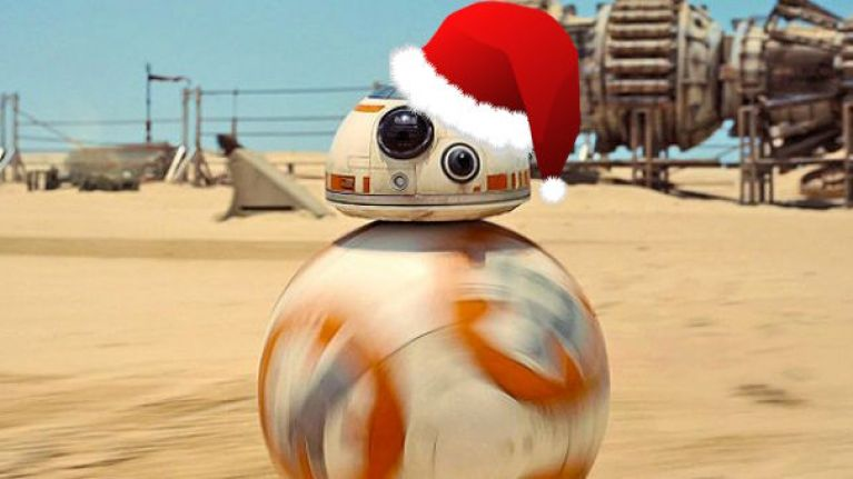 Nine Christmas gift ideas for Star Wars fans that are out of this world