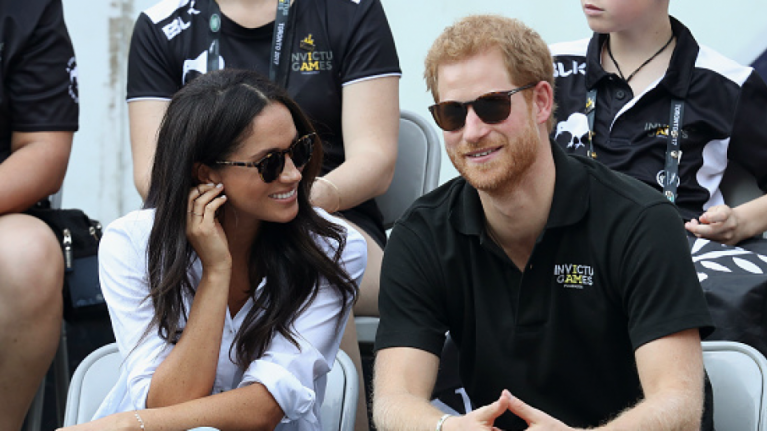 Family tree reveals Prince Harry and Meghan Markle are related
