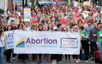 60 percent of people in Ireland now support abortion on request