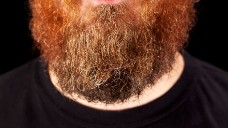 Now we know why some non-ginger men have ginger beards