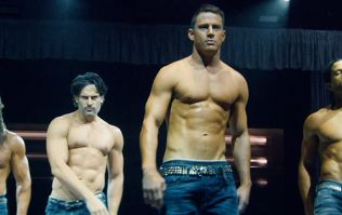 This video of Channing Tatum is giving us serious Magic Mike nostalgia