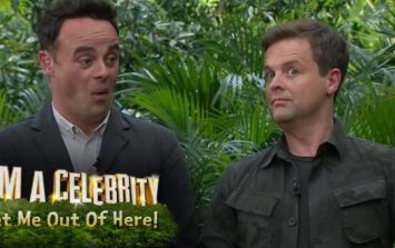 This famous TV host is in talks to head into the jungle for I'm A Celebrity