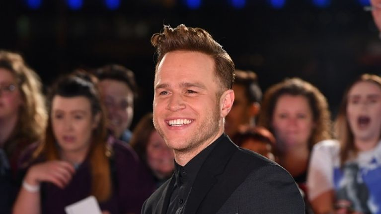 Olly Murs' new girlfriend is the last person you'd expect