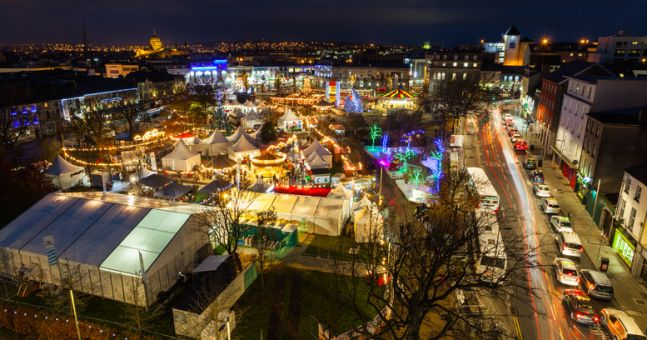 The Galway Christmas market opens this Friday and we are beyond excited