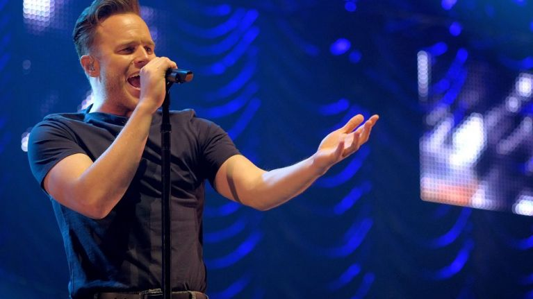 People think Olly Murs' now-deleted tweet is about Melanie Sykes