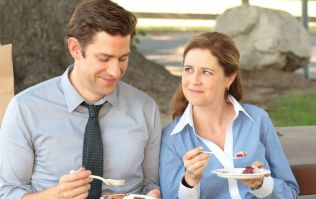 Jenna Fischer just wrote the SWEETEST thing about co-star John Krasinski