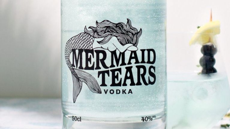 Nowadays it's all about vodka made from the 'tears of Mermaids'
