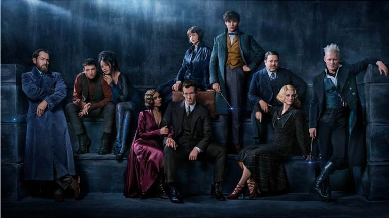 The first trailer for Fantastic Beasts: The Crimes of Grindelwald is here