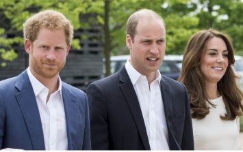 Why Prince William doesn't wear a wedding ring - but Harry will