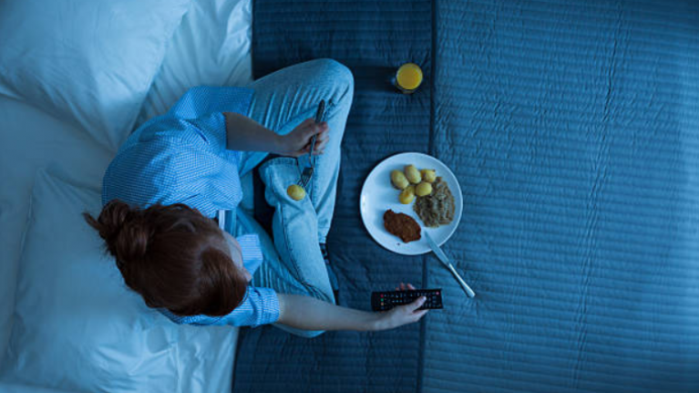 Is what you're eating during the day having an effect on your sleep?