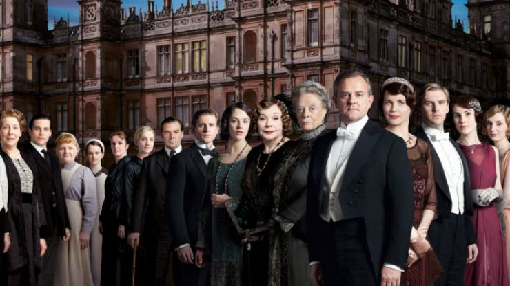 Grab the popcorn because all six seasons of Downton Abbey are on NOW TV