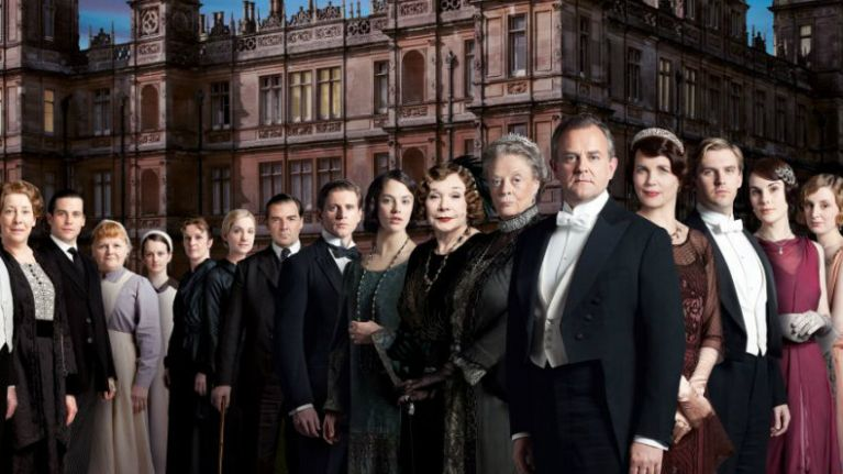Looks like we're one step closer to a Downton Abbey movie