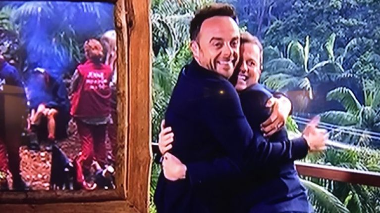 The razor-sharp joke Dec made about Ant to kick-off I'm A Celeb is pure class