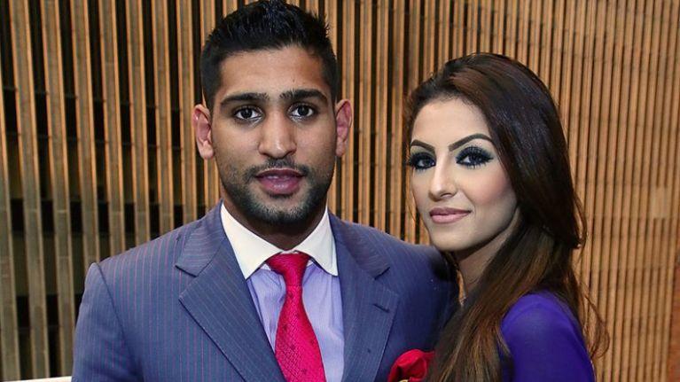 #ImACeleb: Yeah, Amir Khan definitely regrets posting this 2012 tweet