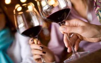 Red wine and chocolate lovers are going to adore this news