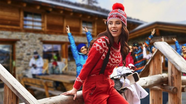 Bring your Christmas party to the ski slopes: Après Dublin is HERE