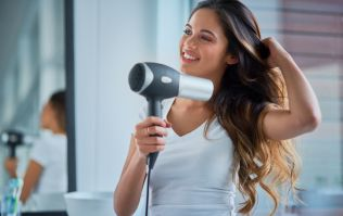 There's a very simple way to cut your blow-dry time in half