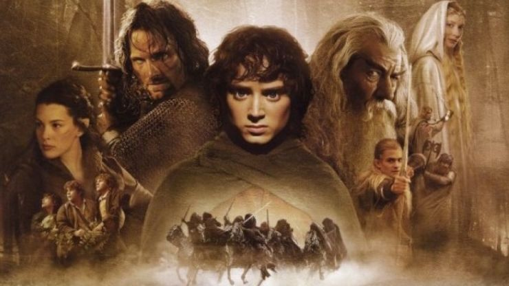 Lord Of The Rings fans... we've got some really GREAT news
