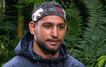 It turns out Amir is making much more from I'm a Celeb than we first thought