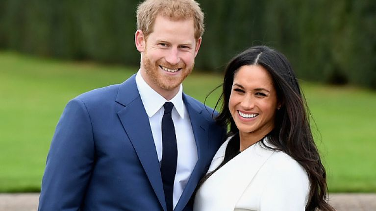 Revealed: Here's the full list of bridesmaids and page boys for the royal wedding