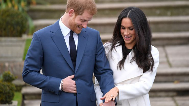 A royal timeline: How Meghan and Harry met and first kept their relationship under wraps