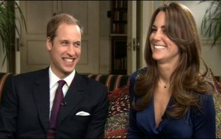 Eight years on, we're still swooning over Kate and William's dotey engagement interview
