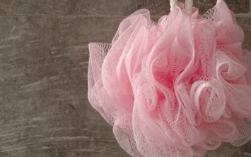When was the last time you changed your shower pouf or sponge?