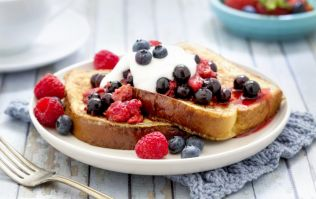 This five-minute french toast is the definition of breakfast goals