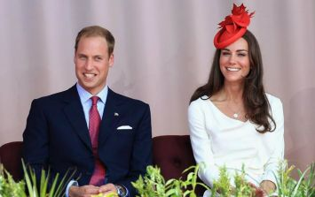 The one royal rule Kate and Will had to follow after welcoming Prince Louis this week