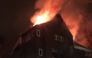 One confirmed dead in fire at London block of flats
