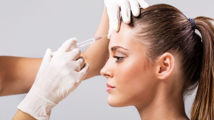 Blotox: Injecting botox into your scalp to make your blow-dry last longer