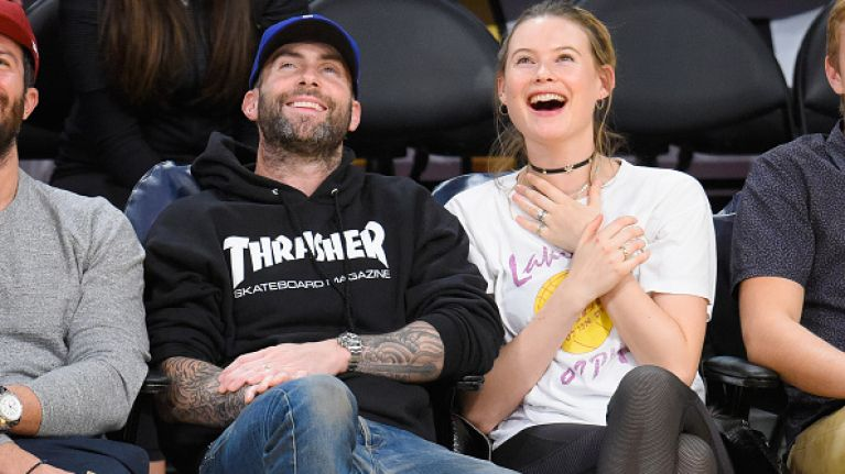 Adam Levine Wife And Kids