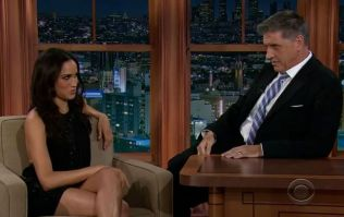 This old Meghan Markle interview with a US chat show host is just creepy