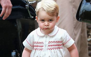 Prince George's letter to Santa is actually the cutest thing ever