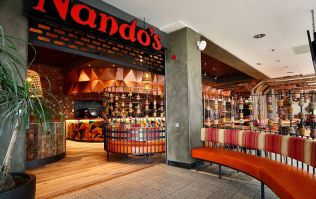 Nandos is giving away free food for people getting their Leaving Cert results soon