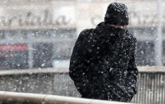 Met Éireann has issued an updated snow and ice warning for the country