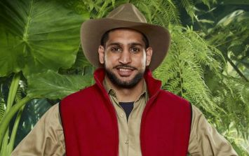 EVERYONE on Twitter is saying the same thing about Amir on I'm A Celeb