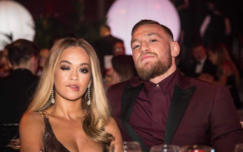 Fans are not impressed with Rita Ora's latest pic with Conor McGregor