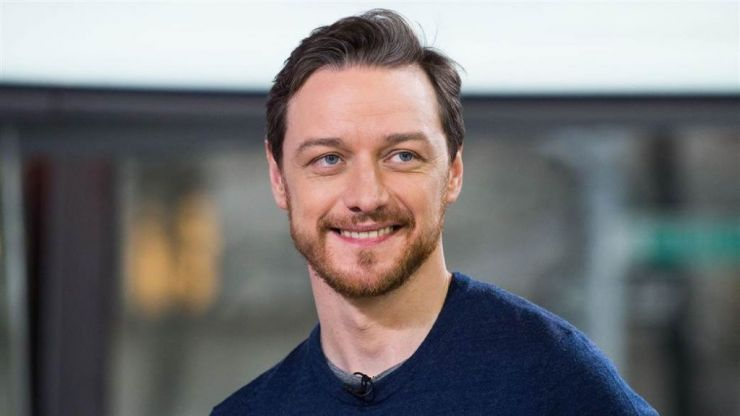 James McAvoy is now RIPPED and the Internet is legit loving it