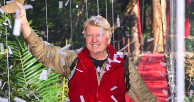 Noooo! The I'm A Celeb jungle has just lost one the show's all-time favourites