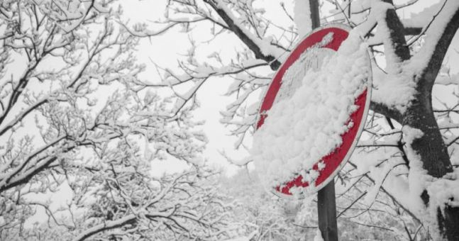 New weather warning issued this morning for LOTS of ice and snow